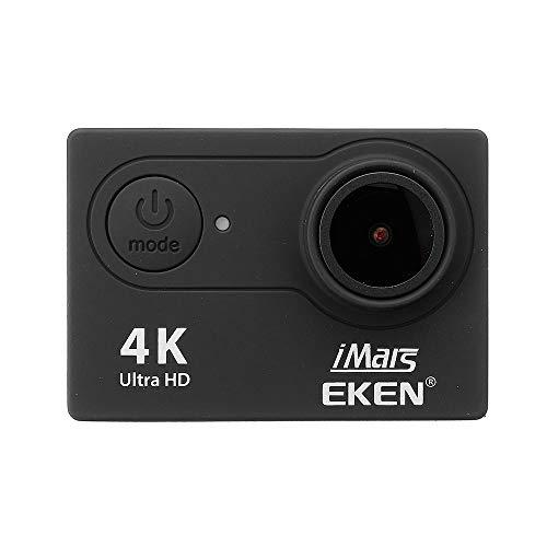 HITSAN INCORPORATION EKEN iMars H9R cámara Deportiva 4K Ultra HD 2.4G remota WiFi Gran Angular de 170 Grados