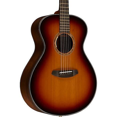 Journey Concert Black Cherry FS E Western Red Cedar - Brazilian Rosewood Acoustic-Electric Guitar
