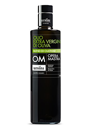 olio extra vergine di oliva - 1