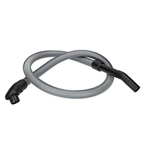 ✧WESSPER® Tuyau pour aspirateur Miele Meteor G Air Clean Plus (ø35mm, 220cm, gris)