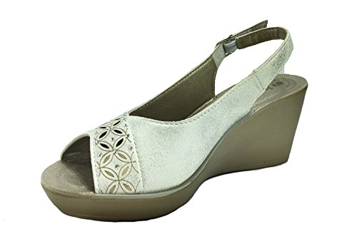 Sandaalit Inblu Inblu Muoti Sandaalit Inblu Bianco Bianco Muoti Naisten Naisten Naisten RnAqxRzw