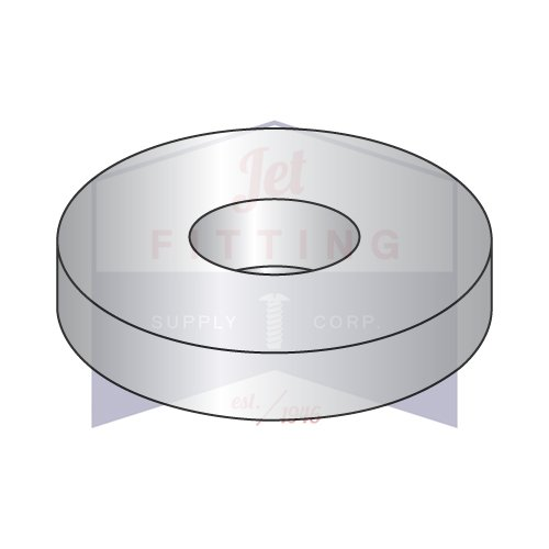 3/4 USS Flat Washers | 18-8 Stainless Steel (QUANTITY: 500) by Jet Fitting & Supply Corp