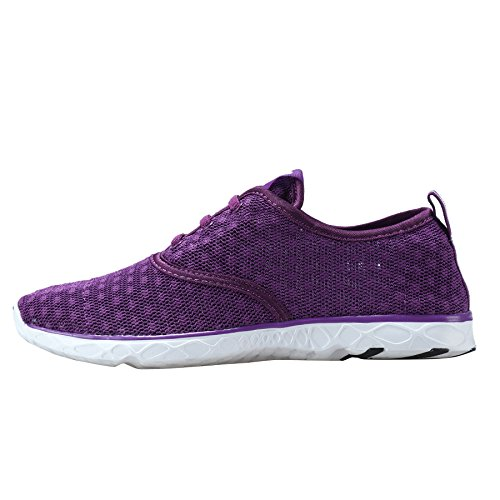 walking shoes Lightweight sport Purple athletic Women's water Dreamcity shoes xZgqnwYTOv