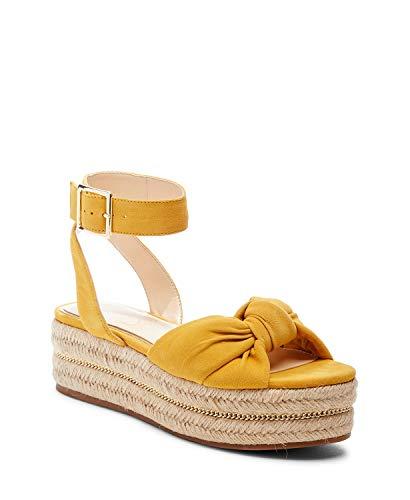 Jessica Simpson Women's APRILLE Sandal, Sunflower, 6.5 M US