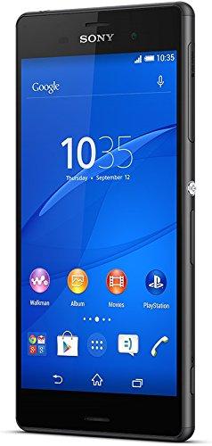 """Vodafone Sony Xperia Z3 5.2"""" 4G 3GB 16GB 3100mAh Negro - Smartphone (13,"""