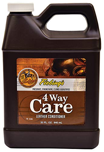 Fiebings 4 Way Care Leather Conditioner - 946ml