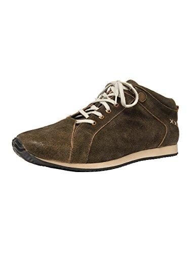 Stockerpoint Herren 1310 Sneaker Braun (Bison)