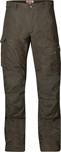 987bd5b8e2cf Trousers Olive Dark Pro Pantaloni Uomo Fjällräven Barents 81761 Zw8xqpUR
