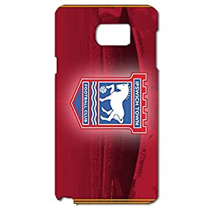 Ipswich Town FC Red Background Logo Charming Case Cover for Samsung Galaxy Note 5
