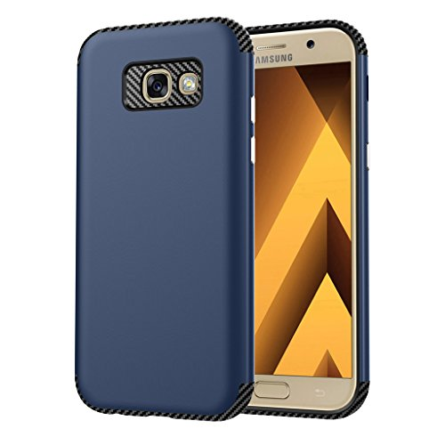 Slim Shockproof Case for Samsung Galaxy A5 (Blue) - 1