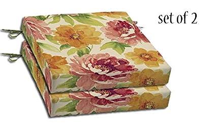 Amazon.com: Comfort Classics, Inc. - Cojín para asiento de ...