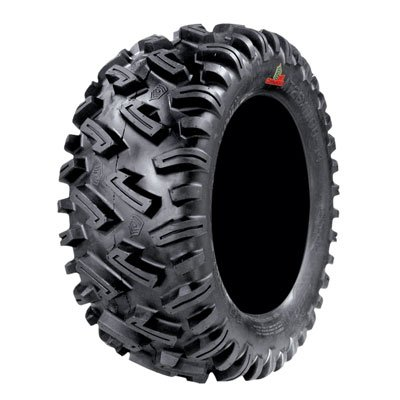 GBC Dirt Commander Tire 25x10-12 for Arctic Cat 700i GT 2012 ()