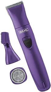 Wahl WA9865-116 maquinilla de afeitar para mujer - Depiladora femenina: Amazon.es: Salud y cuidado personal