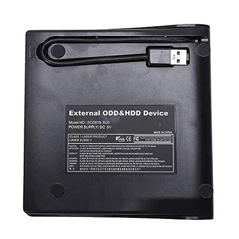 Amazon.com: SODIAL (R) USB 3.0 Mobile – Carcasa externa para ...
