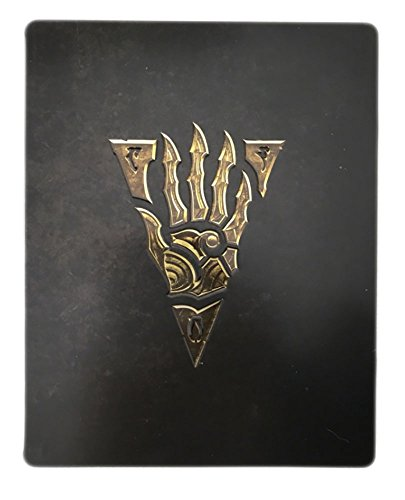 Elder Scrolls Online Morrowind Collectors Limited Edition Steelbook Ps4