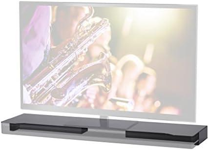 SoundXtra TV Stand for Bose SoundTouch 300 & Soundbar 700 - Black