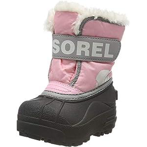Sorel Bottes d'Hiver Unisexes pour Bébés, TODDLER SNOW COMMANDER