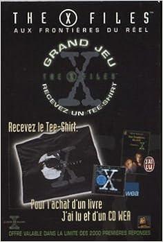 X Files Grand Jeu Recevez Le Tee Shirt Pour L Achat D Un