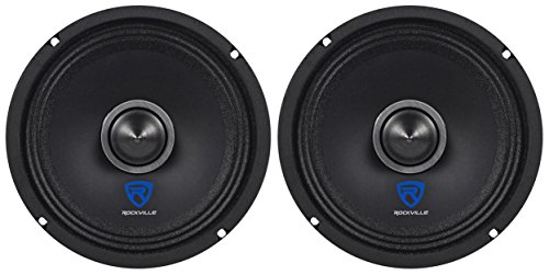 6 inch mid range speakers - 4