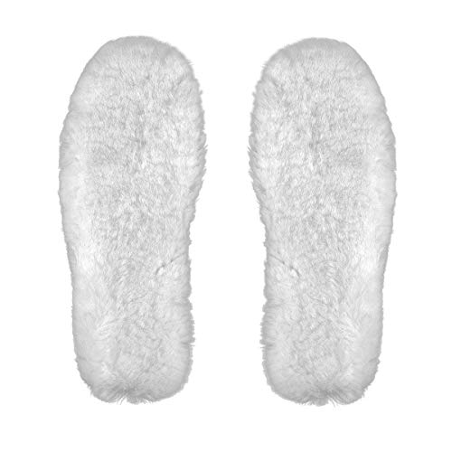 Sheepskin Insoles for Kids Boots Replacement Wool Inserts by Wellever (Little Kids ()