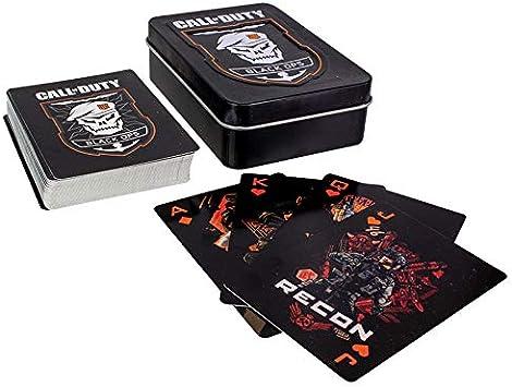Call of Duty Black Ops 4 - Juego de Cartas: Amazon.es: Juguetes y ...