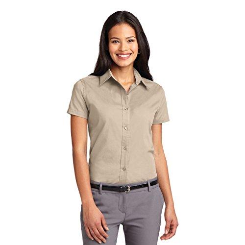 Port Authority - Camisas - para mujer piedra