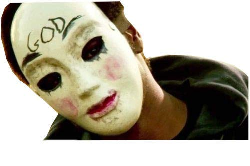 Amazon.com: The Purge MASK Movie Anarchy Horror Máscara para ...