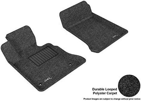 Lund 583106-G Catch-It Carpet Grey Front Seat Floor Mat Set of 2