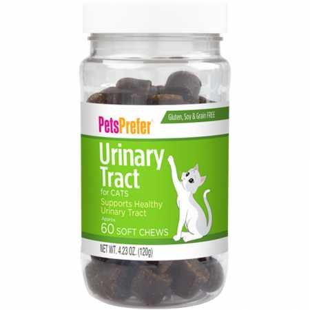 PetsPrefer Urinary Health Treat for Cats by PetsPrefer