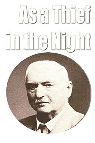 Read Online As a Thief in the Night pdf epub