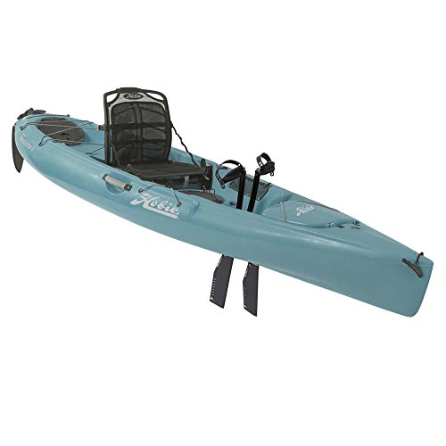 2018 Hobie Mirage Revolution 11 Pedal Kayak (Slate Blue)