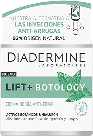 Diadermine - Lift+ Botology Crema de Día, 50ml + Diadermine - Lift+ Botology Contorno de Ojos, 15 ml
