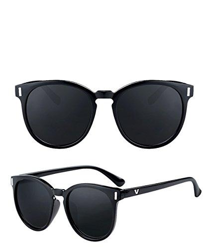 de de Sunglasses C des Lunettes Soleil Lunettes Soleil Lunettes A de Personal Soleil Vintage New Lunettes Box Couleur Myopic Big q4OgY