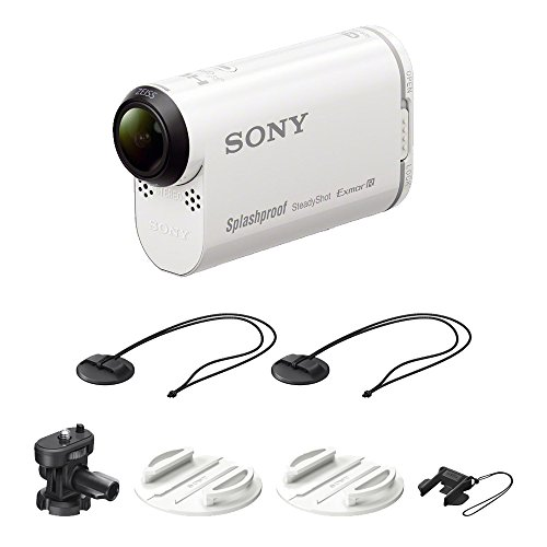 Sony AS200V Full HD Action Cam with VCT-BDM1 Board Mount