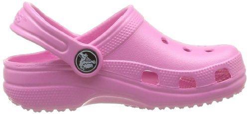 Sabots Crocs 10006 Rose party Mixte Pink Enfant 5Z1FnrwZO