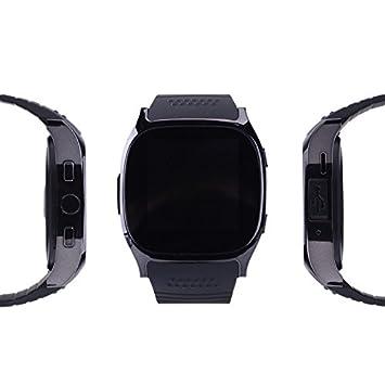 hangang Smartwatch T8 M Bluetooth Smart reloj negro con ...