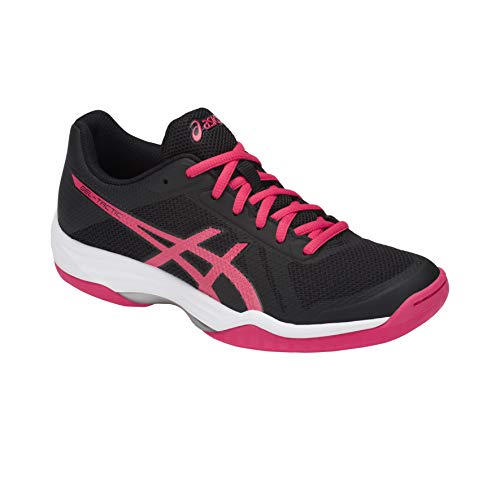 001 Black Gel Asics Pixel Volleyballschuhe Pink Tactic Blau Damen W7nqXHn