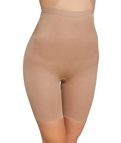 ce5a025a5c3 SPANX Skinny Britches High-Waist Mid-Thigh Shaper