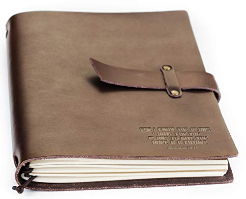 Double Creek Refillable Genuine Leather Journal