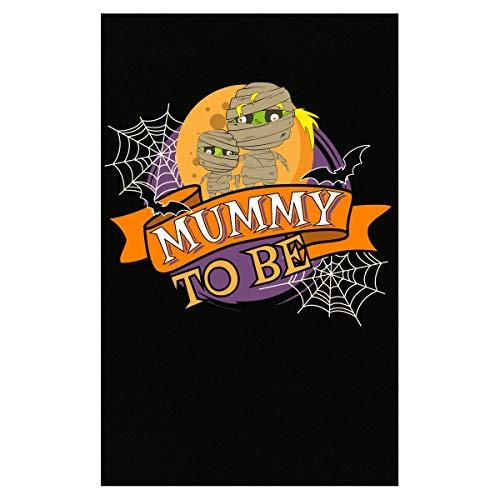 (Funny Halloween Mummy to Be Costume Idea -)