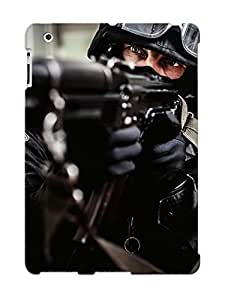 Podiumjiwrp Case Cover Swat Team / Fashionable Case For Ipad 2/3/4