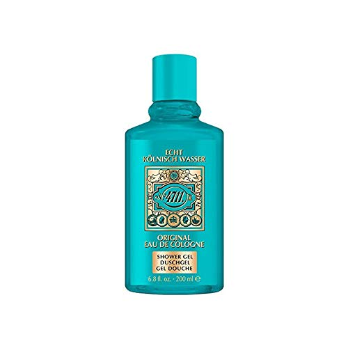 (Muelhens 4711 Unisex Shower Gel, 6.8)