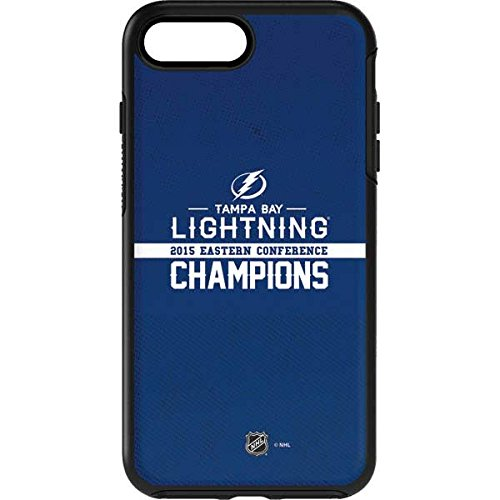 NHL Tampa Bay Lightning OtterBox Symmetry iPhone 7 Plus Skin - Tampa Bay Lightning 2015 Eastern Conference Champions by Skinit