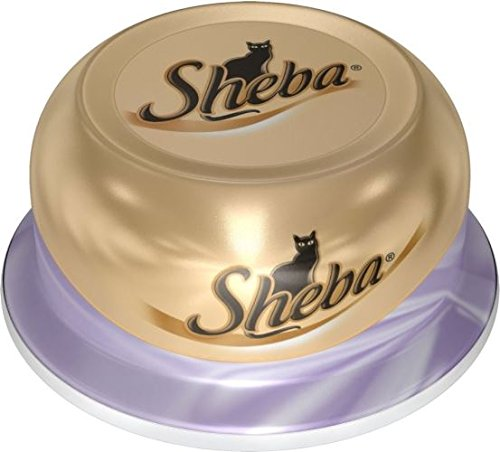 Sheba Dome - Sheba Dome Prime Cuts of Tuna & Prawn - Foil Tray (80g) - Pack of 2