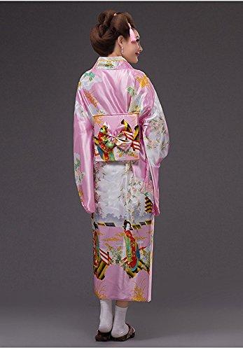 Robe De Rose Bonbon Acvip Femme Chambre d5IUwx