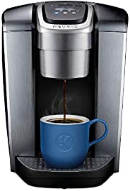 Keurig K-Elite Single-Serve K-Cup Pod Maker with Strength & Temperature Control, Iced Coffee Capability, 1