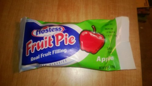 Hostess Apple Fruit Pie with Real Fruit Filling