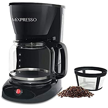 Amazon.com: Cafetera de goteo por Mixpresso coffee: Kitchen ...