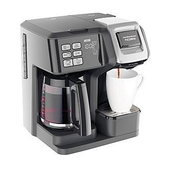 Hamilton Beach Brands Inc. 49976 Flex Brew 2-Way Coffee - Single Elation