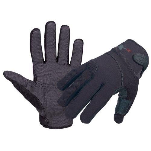 StreetGuard Gloves w/X11, Black, M Hatch Gloves by Hatch B009XN4QJG